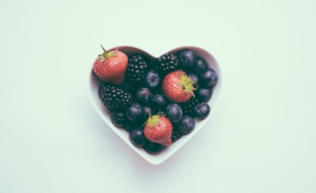 berries for an anti-inflammatory diet