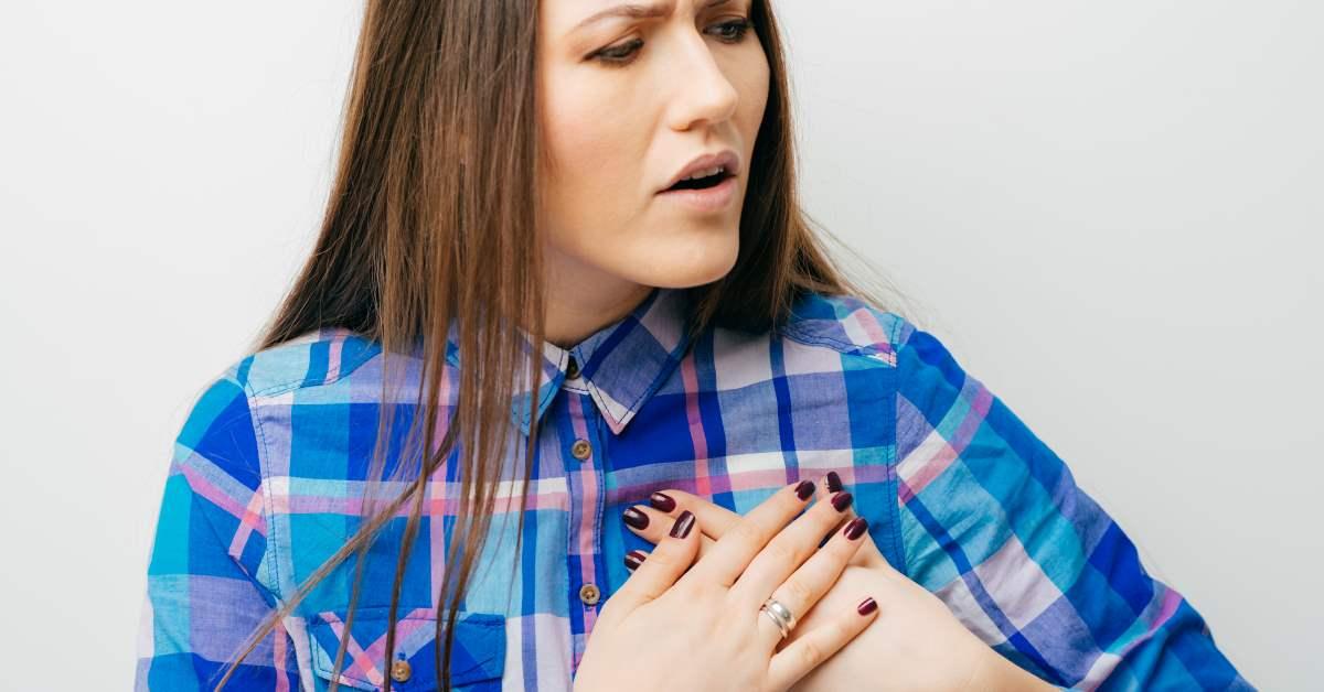 costochondritis chest pain