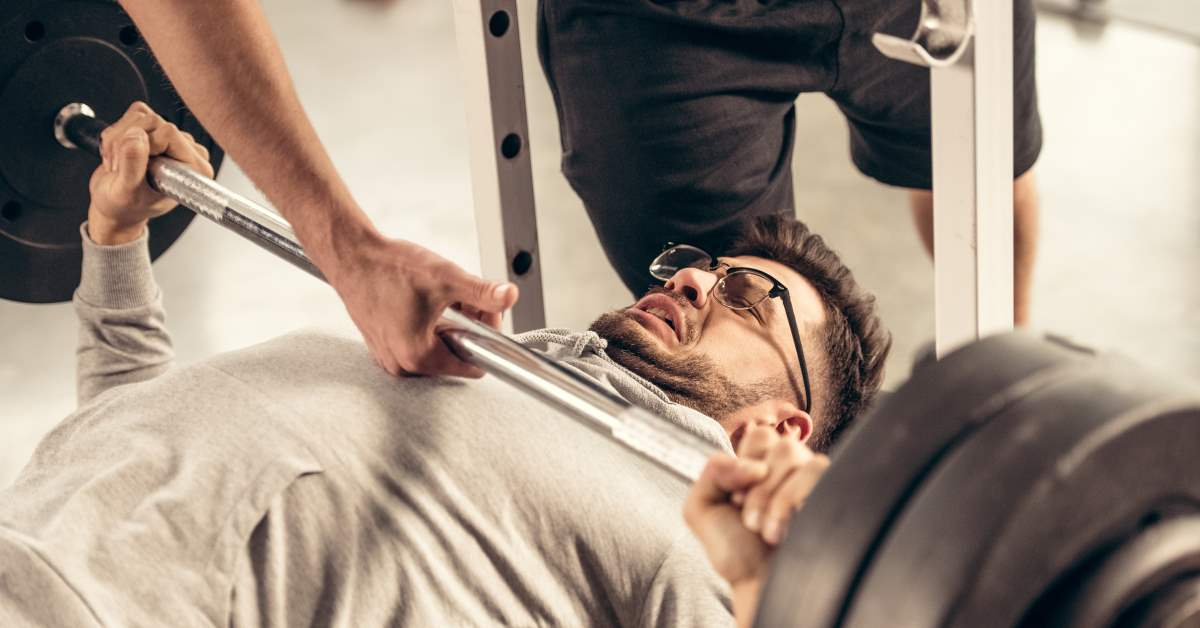costochondritis injury from exercise or heavy lifting